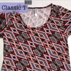 LuLaRoe Classic T S, NWT